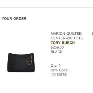 Tory Burch Bags - GUC Tory Burch Shoulder Bag